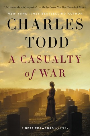 A Casualty of War (Bess Crawford, #9)