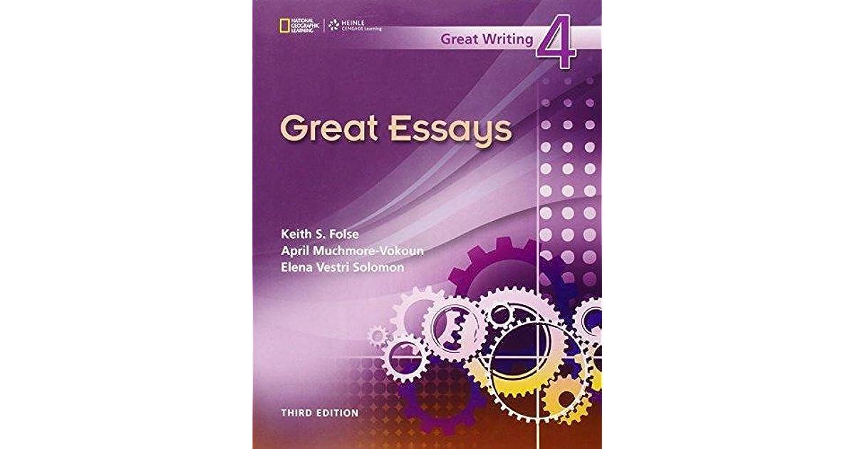 greater essays folse