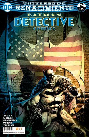 Batman: Detective Comics Núm. 02