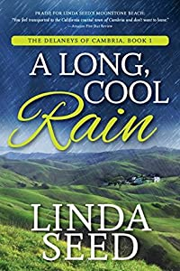 A Long, Cool Rain (The Delaneys of Cambria, #1)