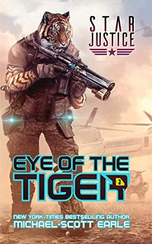 Eye of the Tiger by Michael-Scott Earle