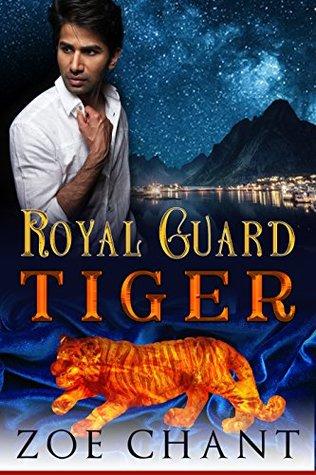Royal Guard Tiger by Zoe Chant
