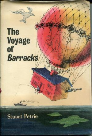 The Voyage of Barracks by Stuart Petrie