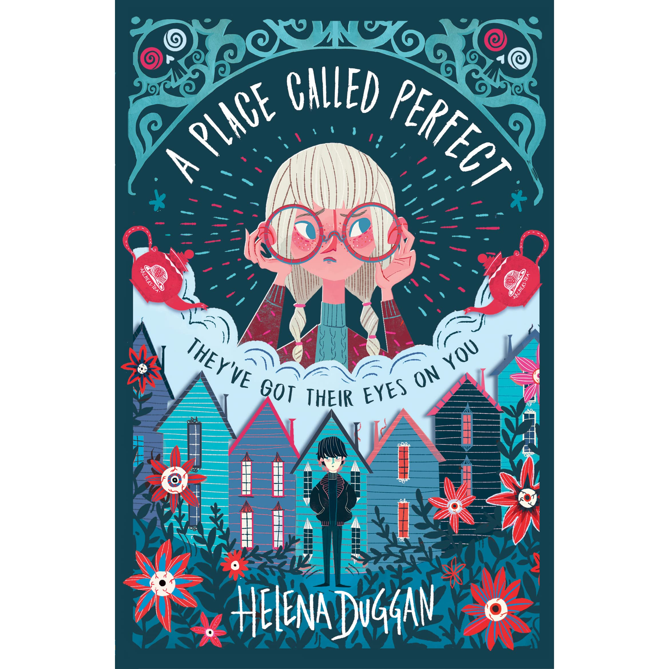 A Place Called Perfect (Perfect, #1) by Helena Duggan