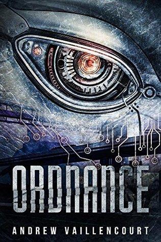 Ordnance (The Fixer, #1)