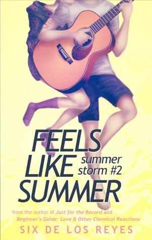 Feels Like Summer (Summer Storm, #2)