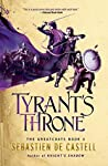 Book cover for Tyrant's Throne (Greatcoats, #4)