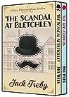The Hilary Manningham-Butler Mysteries (Omnibus)