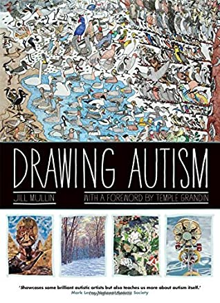 Artist With Autism Illustrates >> Drawing Autism By Jill Mullin