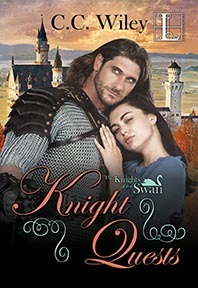 Knight Quests (Knights of the Swan #2)