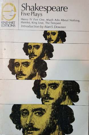 Five Plays: Henry IV (Part One), Much Ado About Nothing, Hamlet, King Lear, The Tempest