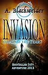 Invasion (Shifter Evolutions, #1)
