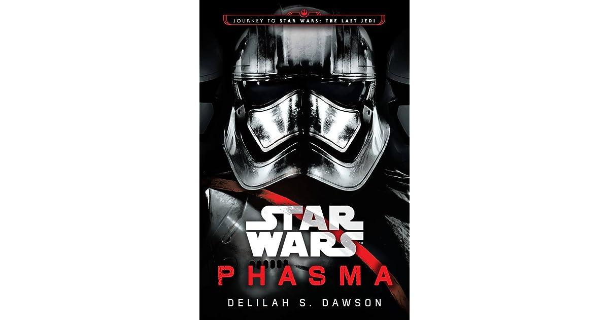 Phasma by Delilah S  Dawson