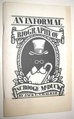 Informal Biography of Scrooge McDuck