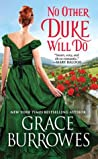 No Other Duke Will Do by Grace Burrowes