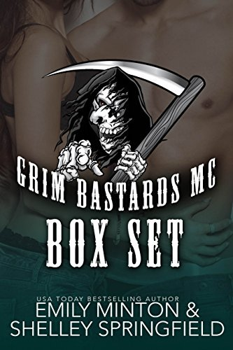 Grim Bastards MC Box Set - Emily Minton