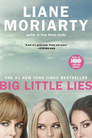 Cover of Big Little Lies by Liane Moriarity