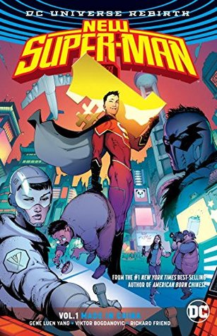 New Super-Man, Vol. 1: Made in China