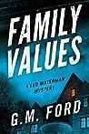 Family Values (A Leo Waterman Mystery, #10)