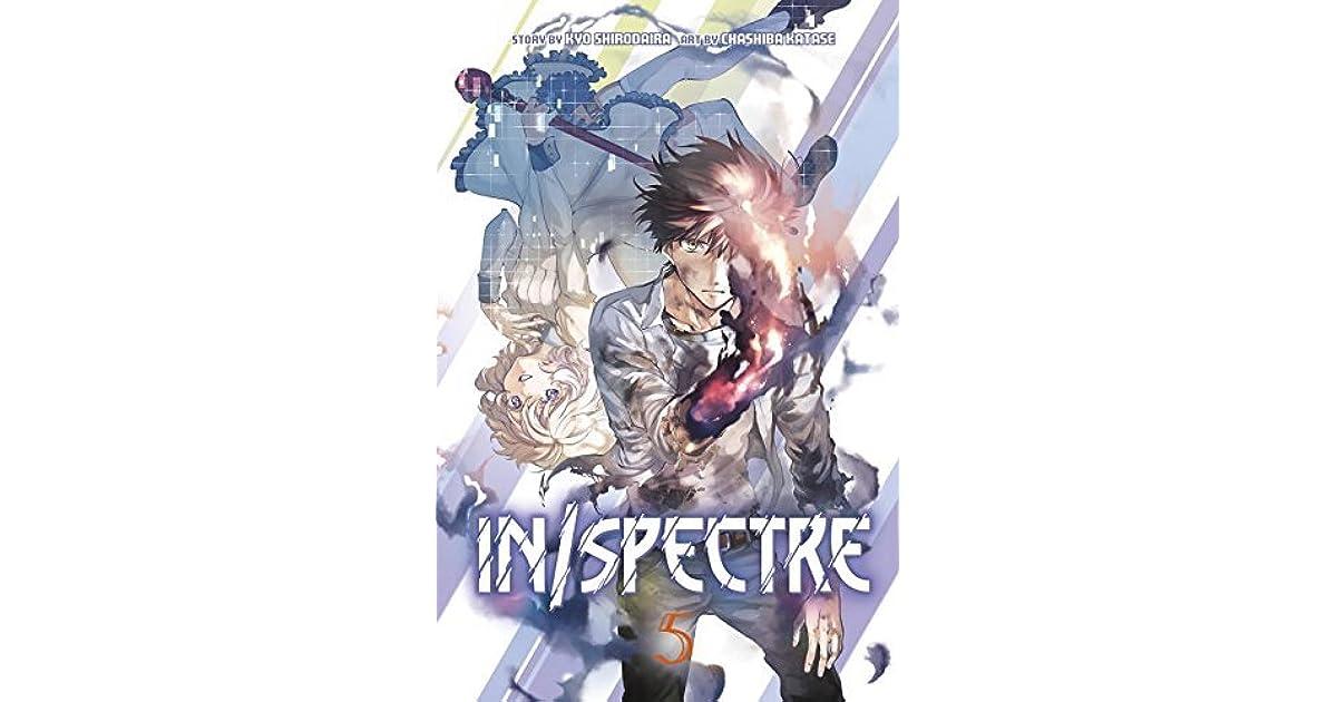 In/Spectre, Vol  5 by Chashiba Katase