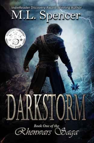 Darkstorm by M.L. Spencer