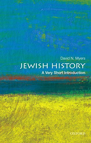 Jewish History A Very Short Introduction (Very Short Introductions)