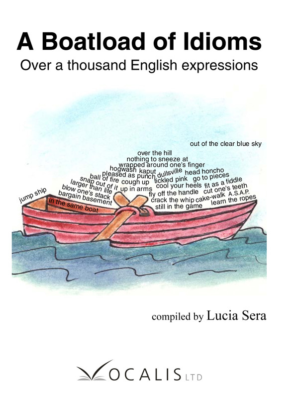 Lucia Sera A Boatload of Idioms