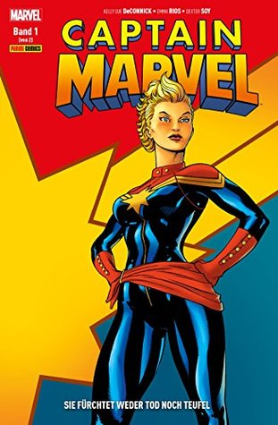 3 Marvel Graphic Novel Comic Book Captain Marvel Earth/'s Mightiest Hero Vol