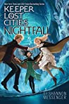 Book cover for Nightfall (Keeper of the Lost Cities, #6)