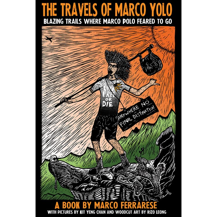 The travels of marco yolo blazing trails where marco polo feared the travels of marco yolo blazing trails where marco polo feared to go by marco ferrarese fandeluxe Ebook collections