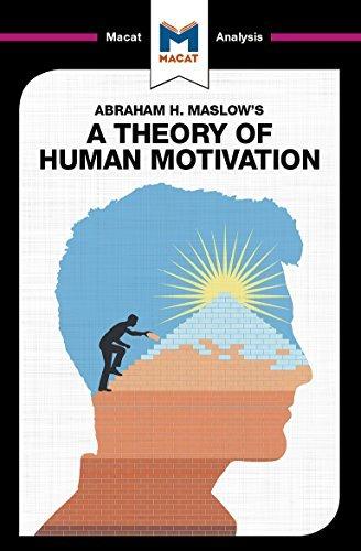 maslow a-theory-of-human-motivation