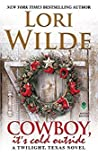 Book cover for Cowboy, It's Cold Outside (Twilight, Texas #8)