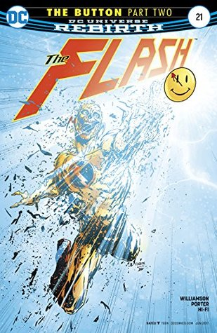 The Flash #21: The Button, part two