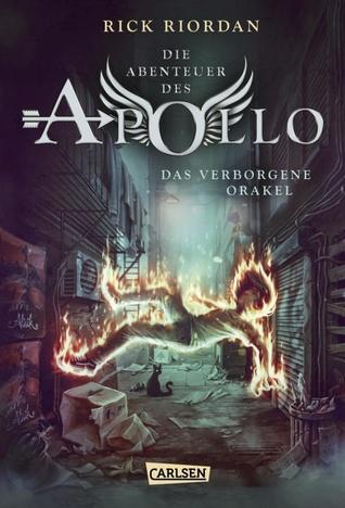 Das verborgene Orakel  (The Trials of Apollo, #1)
