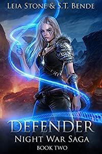 Defender (Night War Saga, #2)