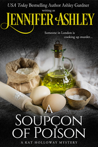 A Soupçon of Poison (Kat Holloway Mysteries, #0.5)