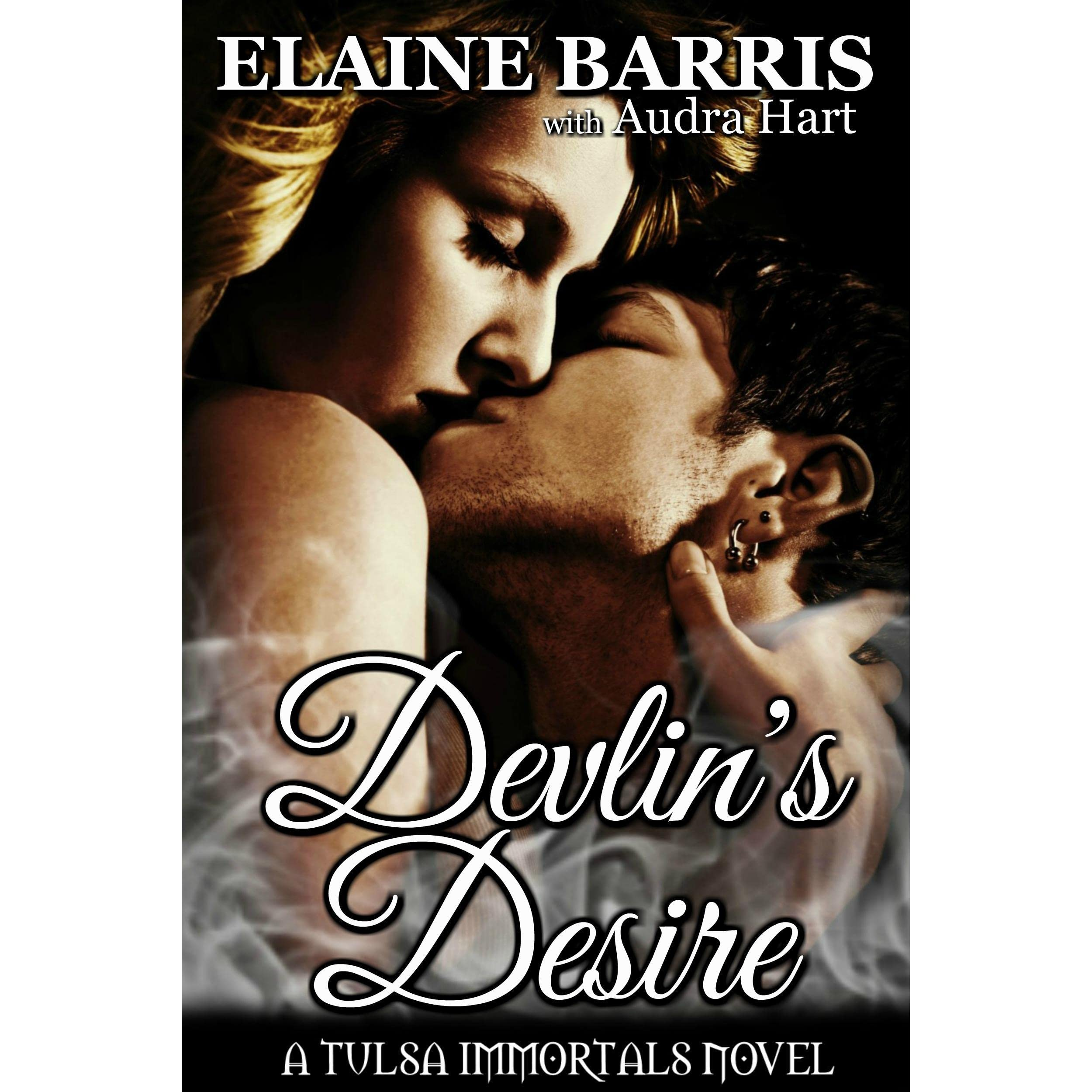 Devlin's Desire by Elaine Barris