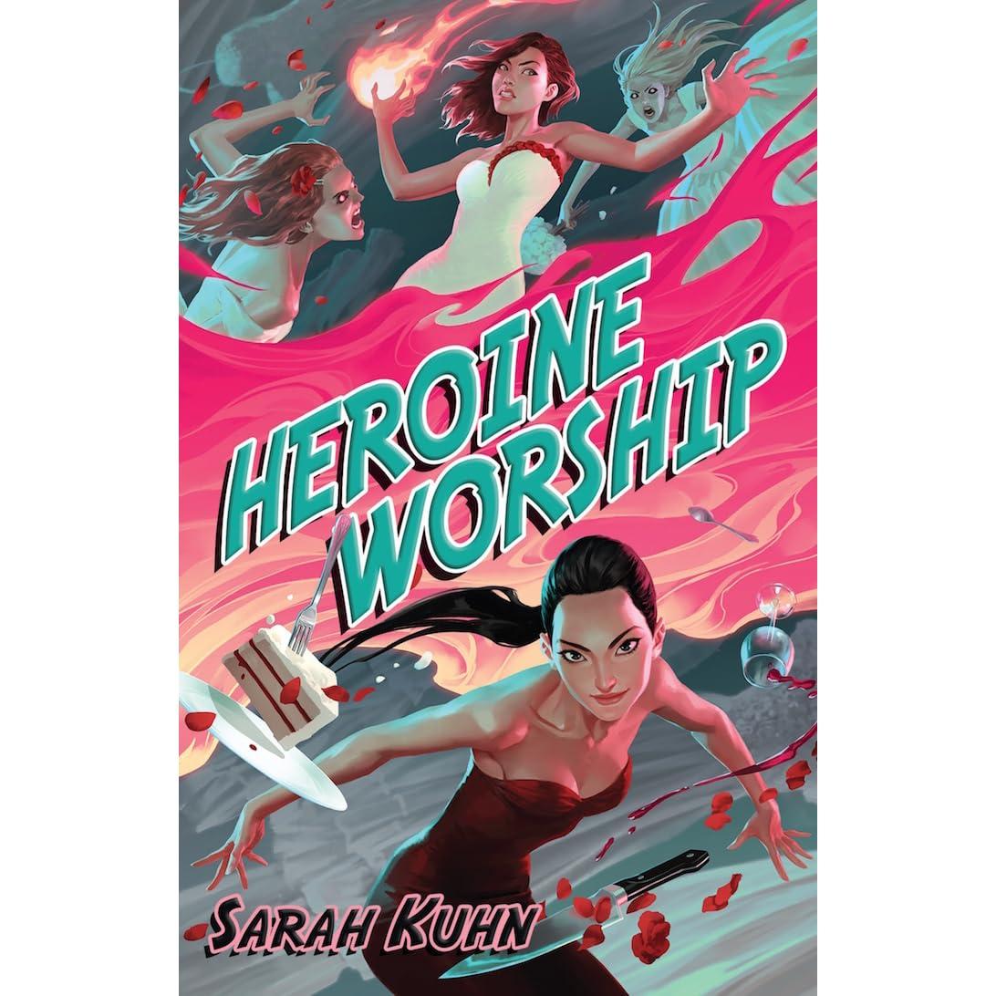 Heroine Worship (heroineplex, #2)