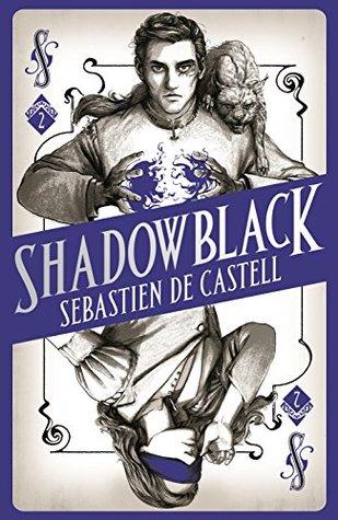 Shadowblack (Spellslinger #2)