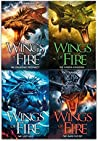 The Dragonet Prophecy / The Hidden Kingdom / The Lost Heir / The Dark Secret (Wings of Fire  #1-4)