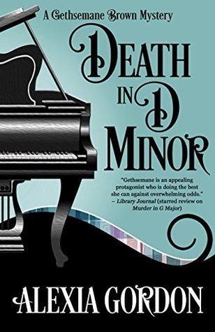 Death in D Minor (Gethsemane Brown Mysteries #2)