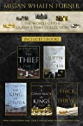 World of the Queen's Thief Collection: The Thief, The Queen of Attolia, The King of Attolia, A Conspiracy of Kings, Thick as Thieves