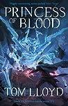 Princess of Blood (The God Fragments, #2)