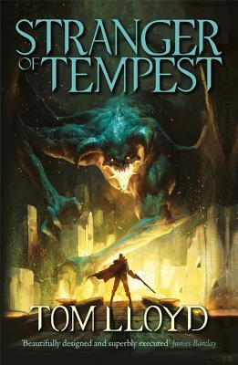 Cover for Stranger of the Tempest by Tom Lloyd