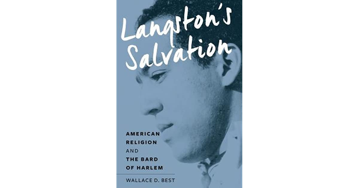religion as a cult in salvation by langston hughes Salvation by langston huges i was saved from sin when i was going on  thirteen  then to demonstrate how adult (and cult) behaviors can effect children   but at the same time, general exposure to religion when you are.