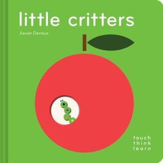 TouchThinkLearn: Little Critters: (Early Elementary Board Book, Interactive Children's Books)
