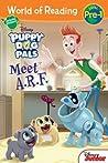 World of Reading: Puppy Dog Pals Meet A.R.F.