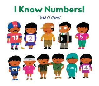 I Know Numbers!: (Counting Books for Kids, Children's Number Books)