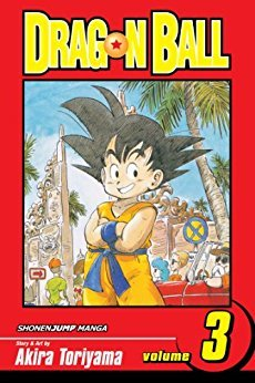 Dragon Ball, Vol. 3 (SJ Edition): The Training of Kame-Sen'nin (Dragon Ball: Shonen Jump Graphic Novel)