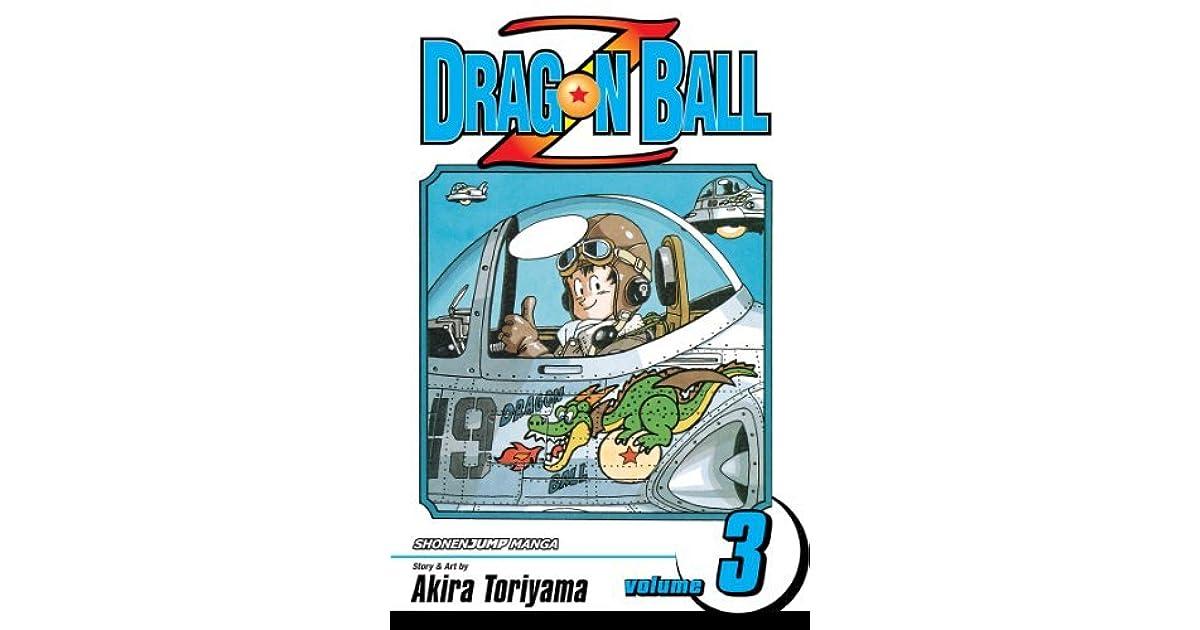 Dragon Ball Z Vol 3 Sj Edition Earth Vs The Saiyans By Akira